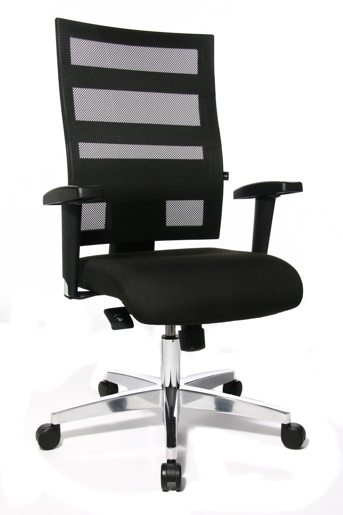 Drehstuhl Orthosedis 50 Als Bürostuhl Mit Sitzkomfort Schwarzer