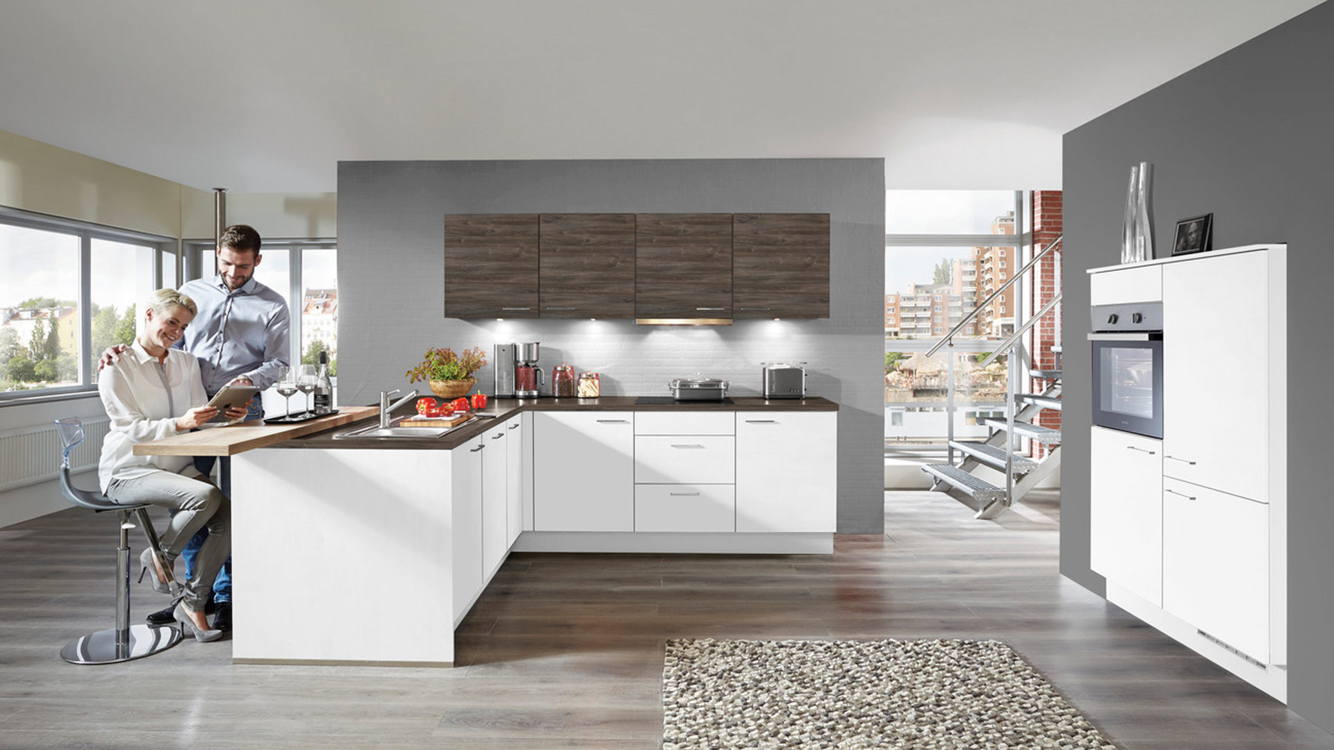 Großzügig Küche Und Bad Design Rich Va Bilder - Ideen Für Die Küche ...