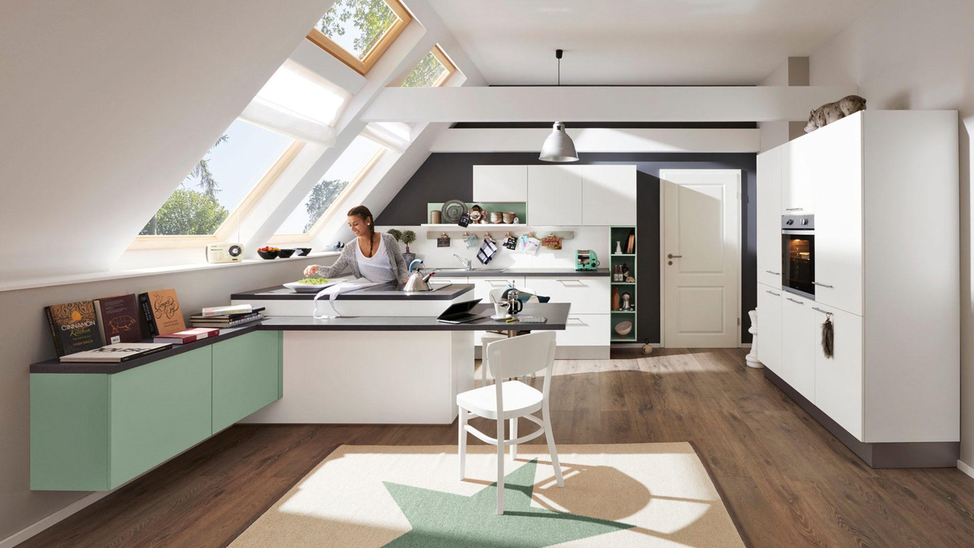 Möbelland Hochtaunus Bad Homburg bei Frankfurt | Räume | Küche ...