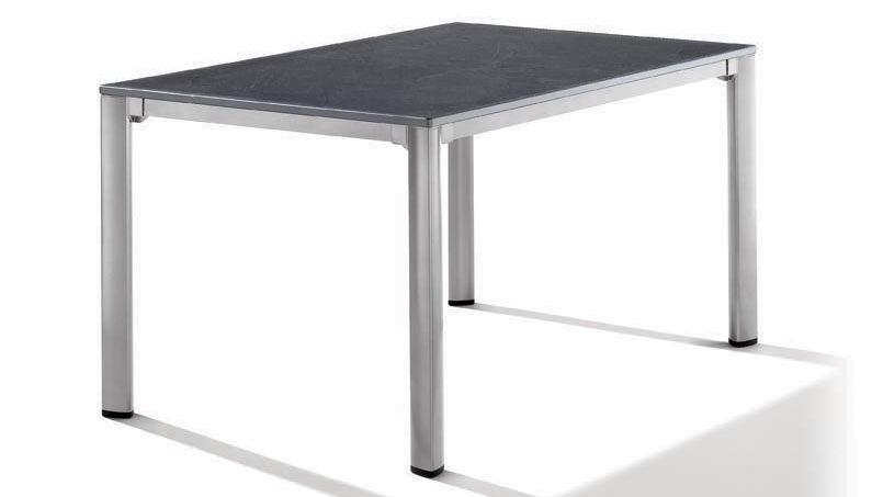 Sieger Exclusiv Puroplan Loft Tisch Gartentisch 1770 50 Gestell