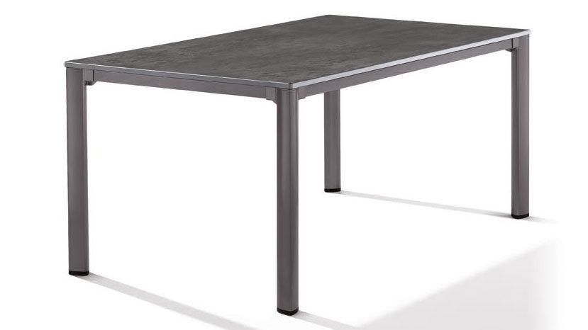 Sieger Exclusiv Puroplan Loft Tisch Gartentisch 1780 56 Gestell