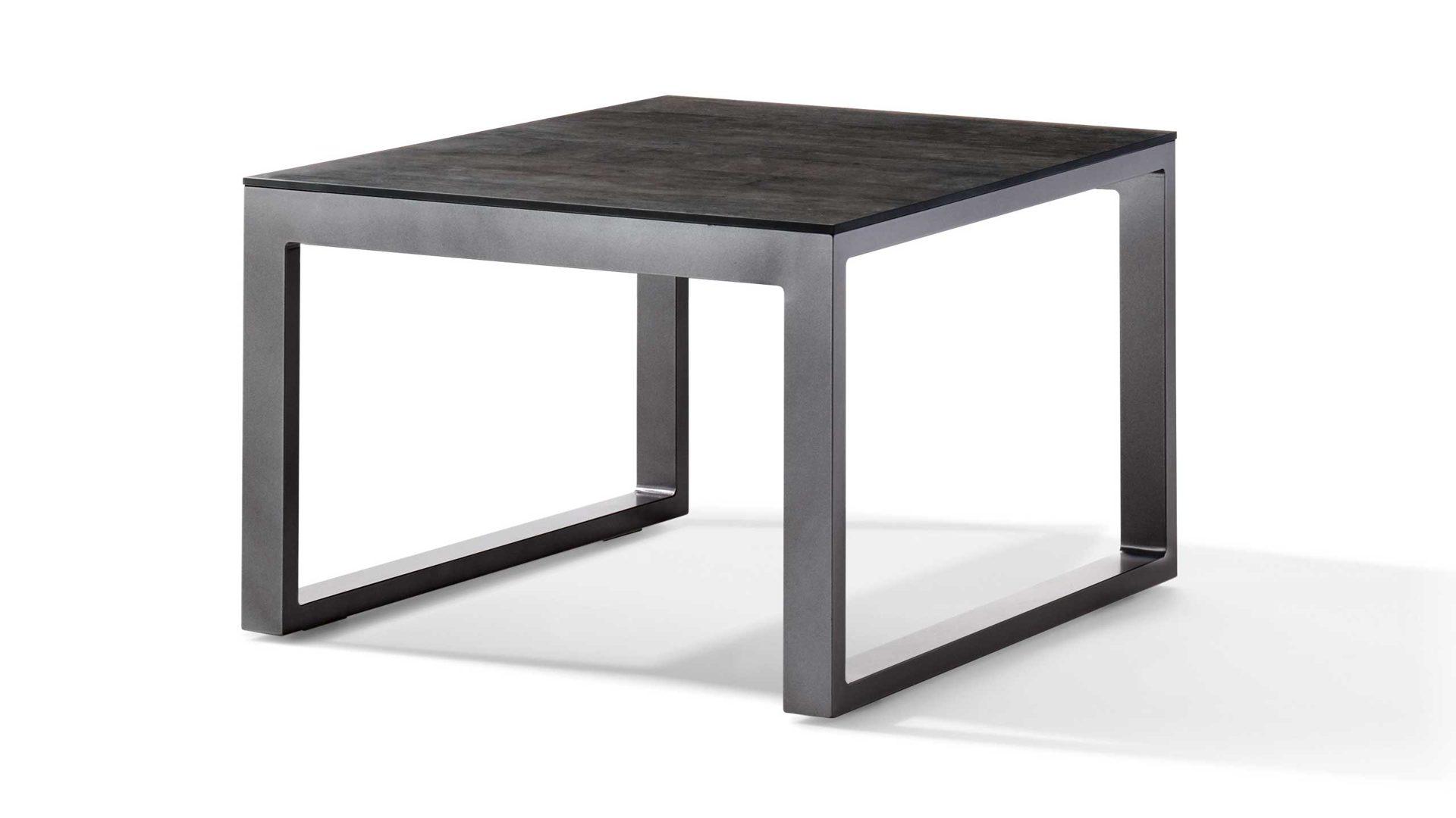 Sieger Exclusiv Loungetisch Tisch Havanna Gartentisch 630 G Gestell