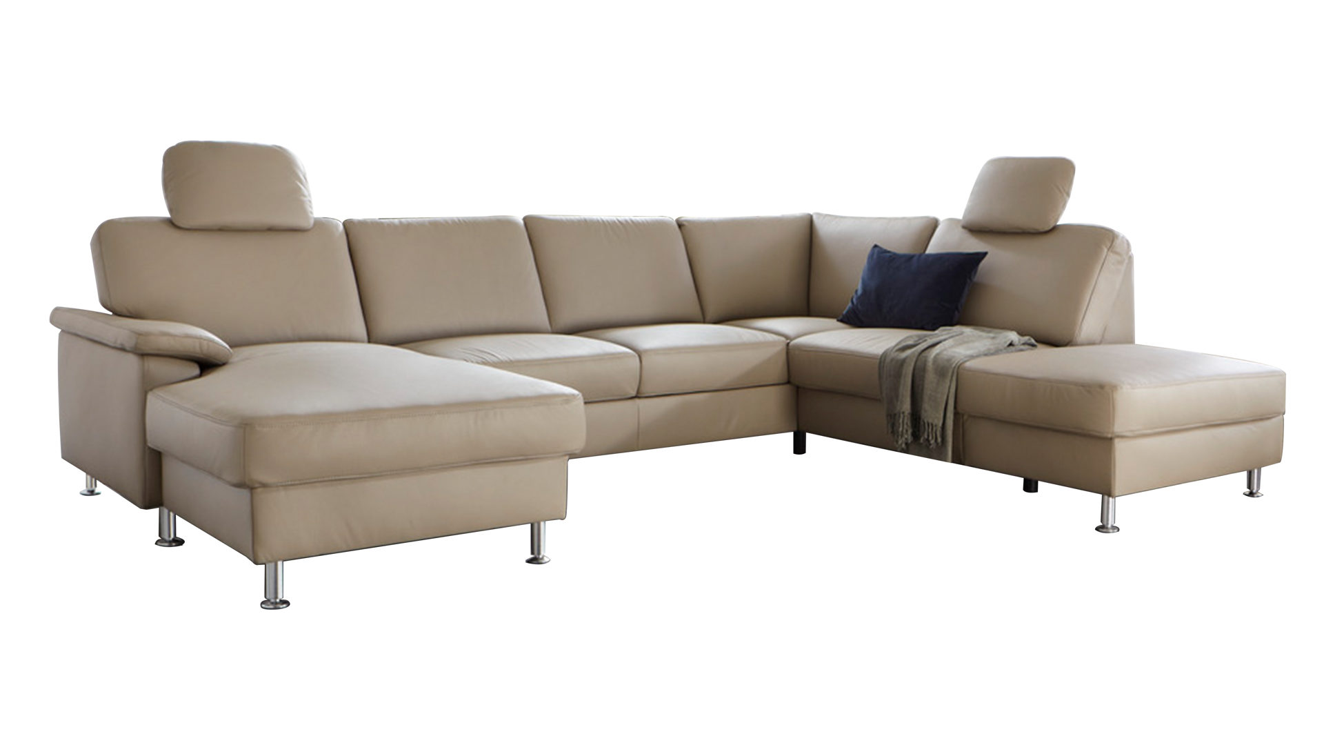 Modulmaster Ecksofa In U Form Pretty L Polstermobel