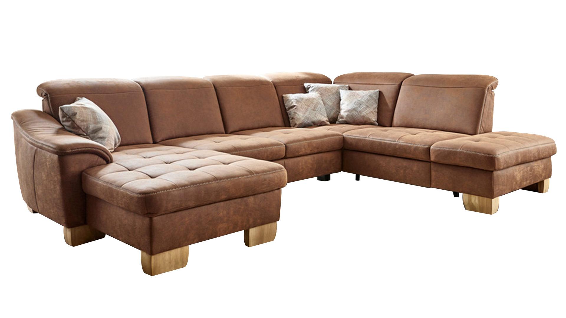 Sofas Frankfurt sofa u form braun excellent cool big sofa u form interessant