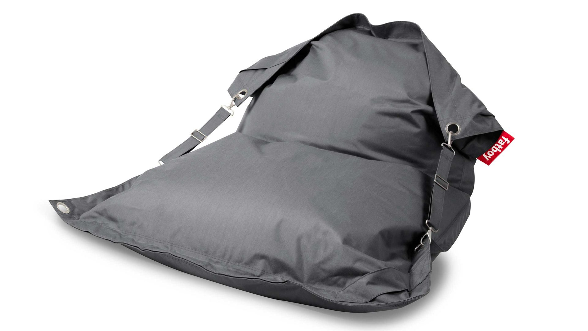 Fatboy Buggle Up Outdoor Sitzsack Grau 190 X 140 Cm Outdoor