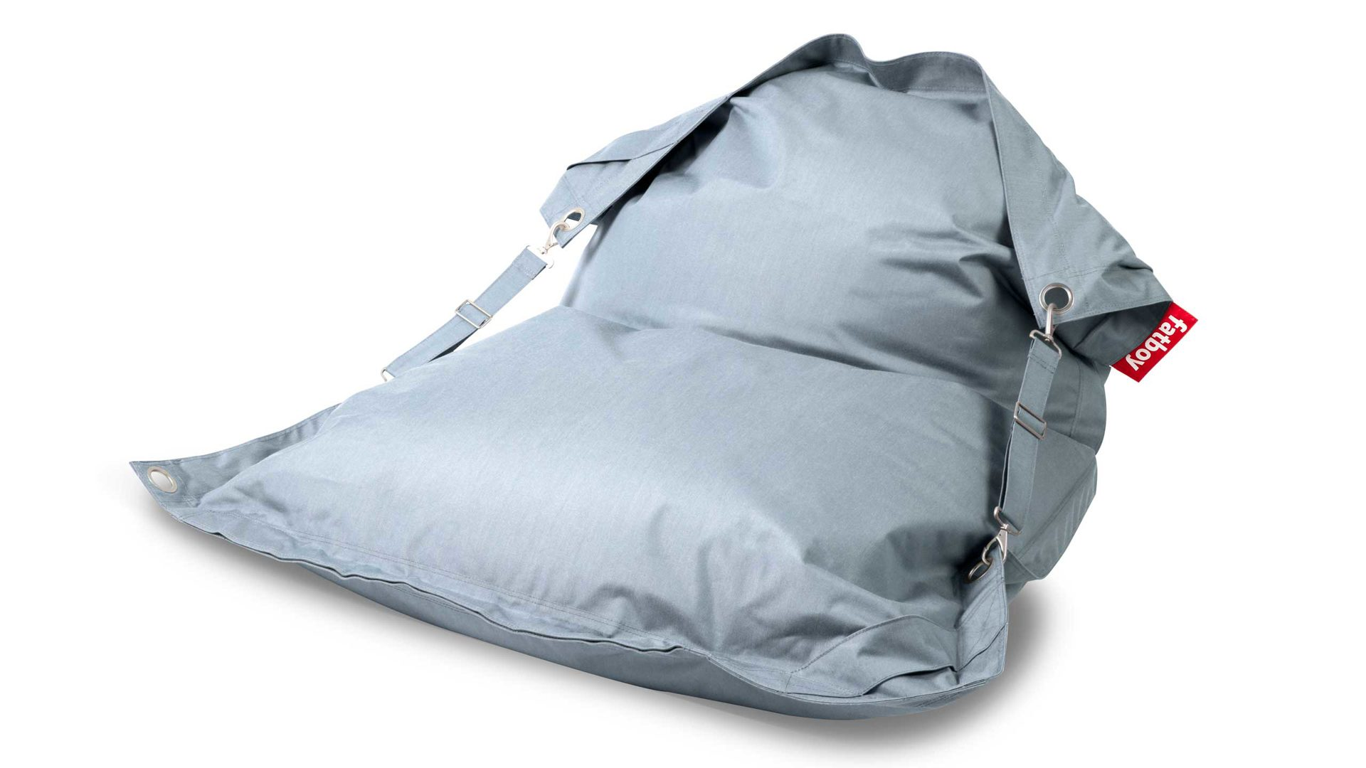 Fatboy Buggle Up Outdoor Sitzsack Mineral Blue 190 X 140 Cm