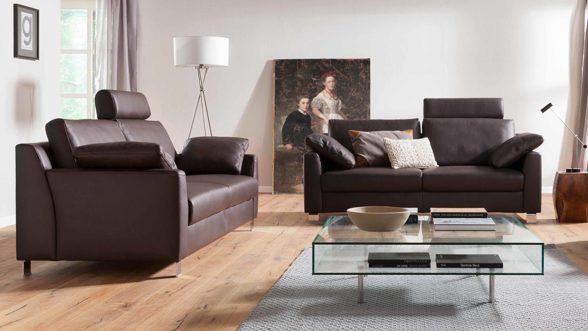 Sofa Leder Mit. Cheap Awesome Great Leder Sofa Royal Xxl In Uform ...