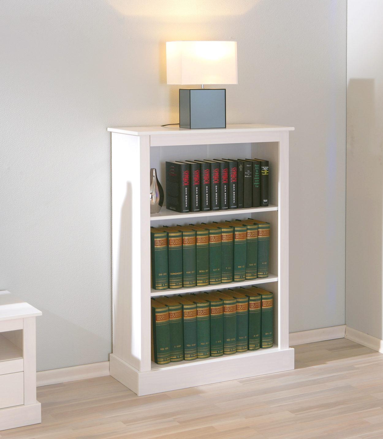 Büromöbel weiß chrom  Regal Provence, ein attraktives Wohnzimmermöbel oder Büromöbel, weiß ...