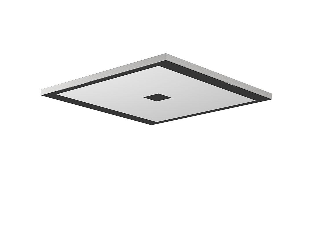 EVOTEC LED Deckenleuchte Zen, Aluminium & Nickel gebürstet ...