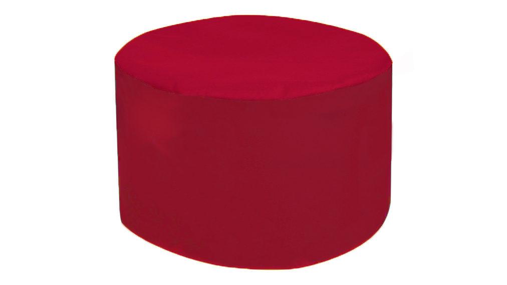 Sitting Point Sitzsack Hocker Scuba Dot Als Gartenmöbel Com Roter