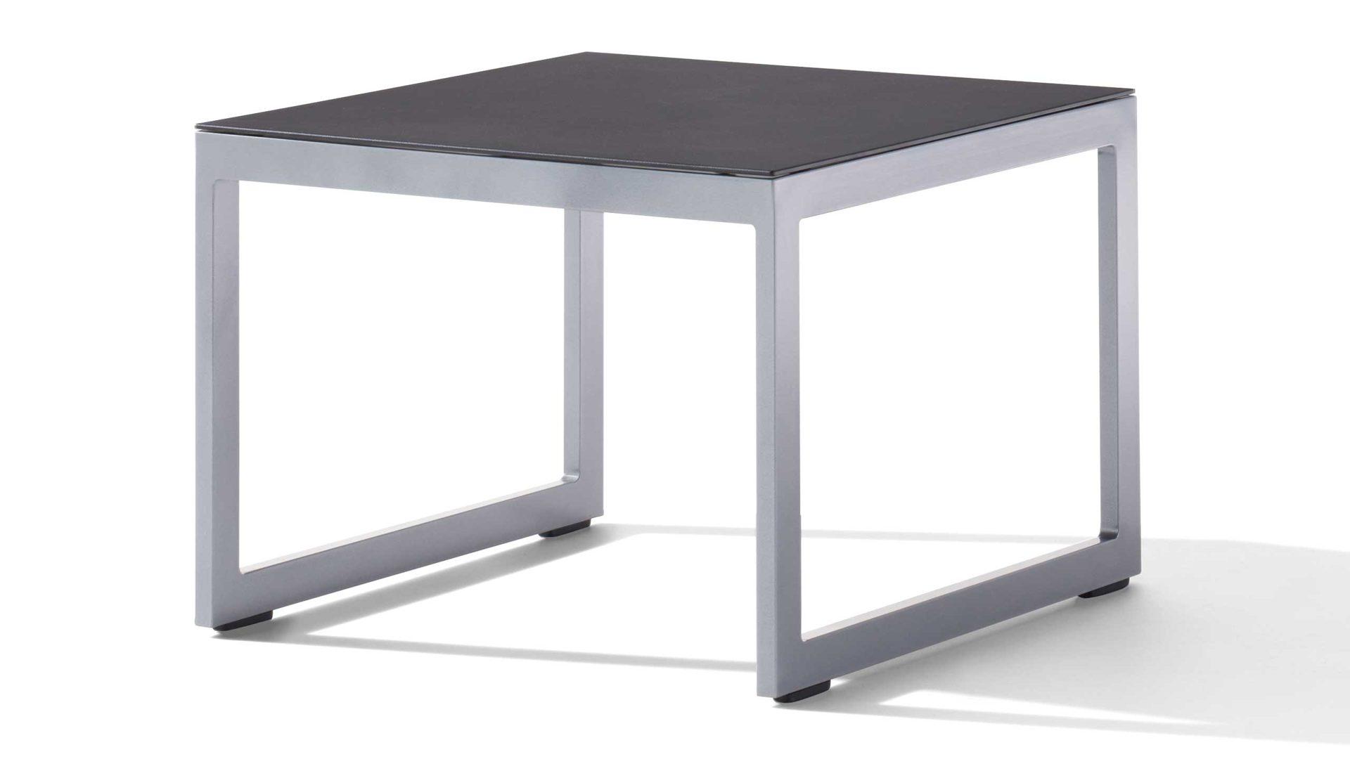 Sieger Exclusiv Tisch Loungetisch Melbourne 602 A, Gestell Aluminium ...