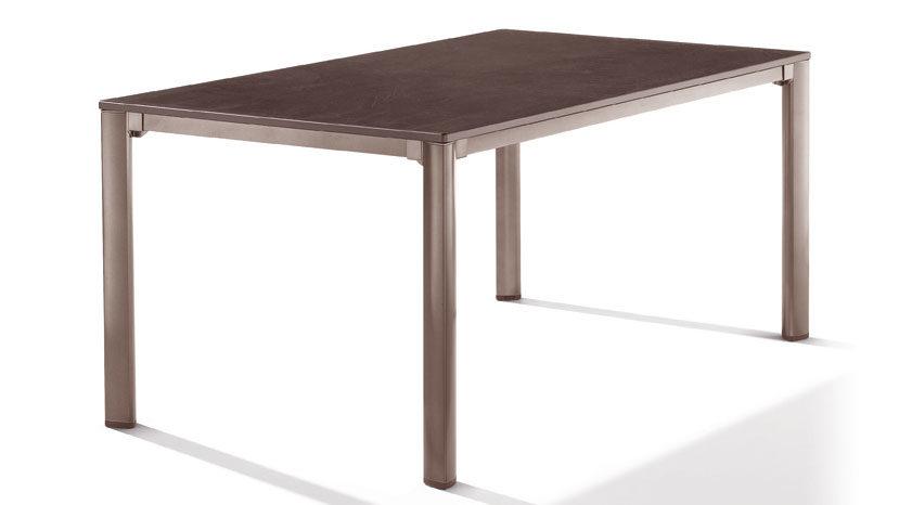 Sieger Exclusiv Puroplan Loft Tisch Gartentisch 1780 70 Gestell