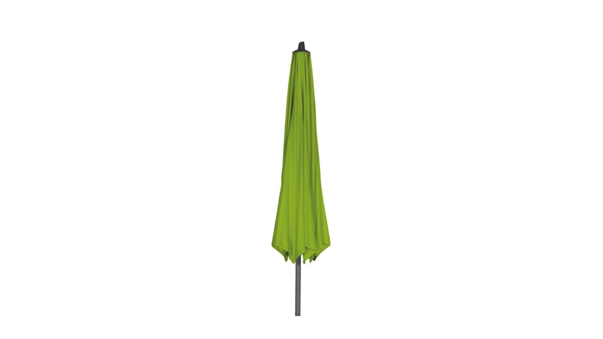 Siena Garden Sonnenschirm Avio Limettenfarbener Bezug Durchmesser