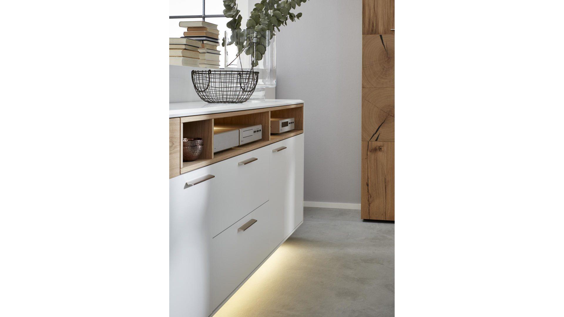 excellent interliving wohnzimmer serie sideboard with sideboard wohnzimmer holz