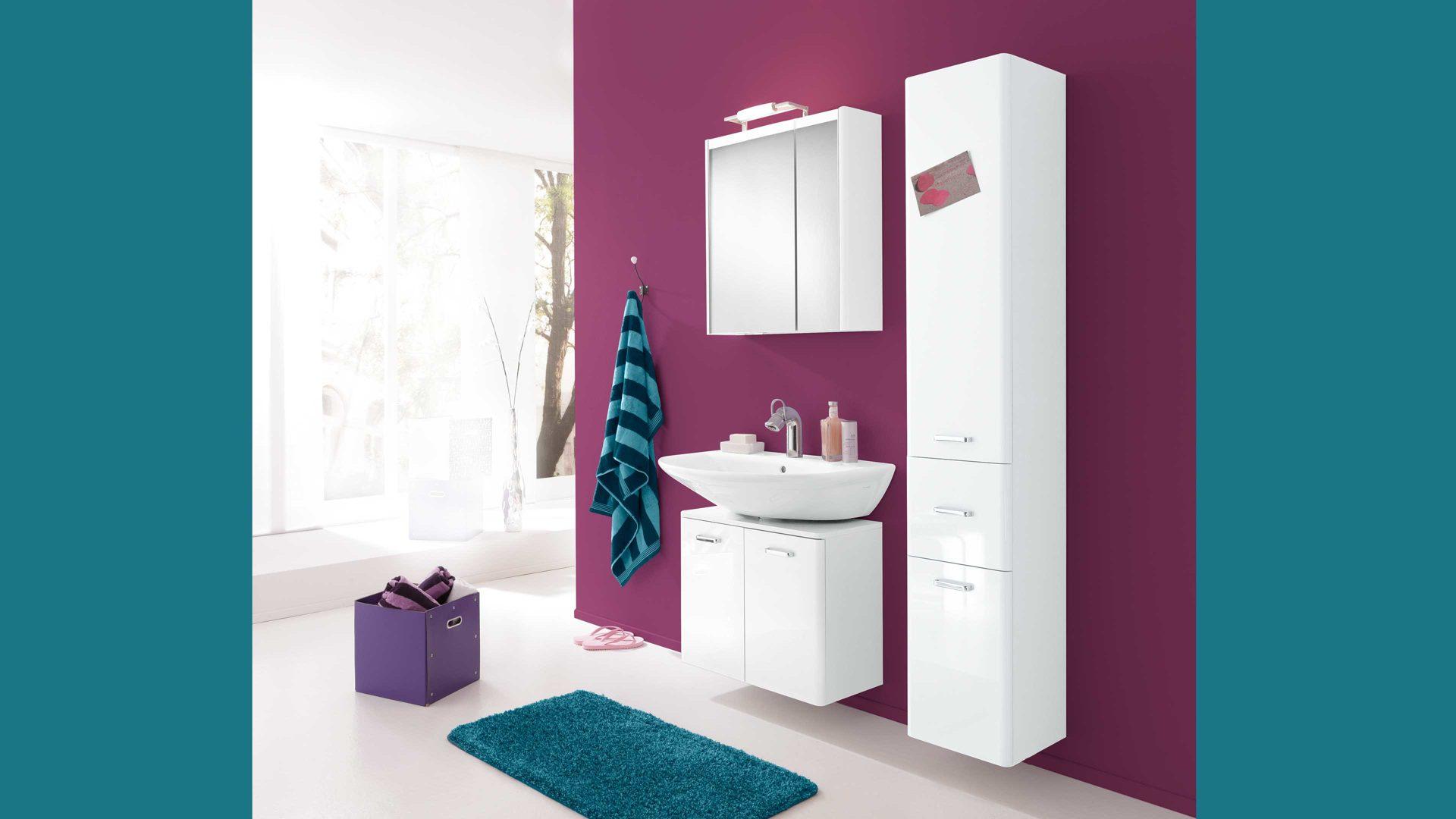 Extrem pelipal Waschbeckenunterschrank Piolo als Waschtischunterschrank ID14