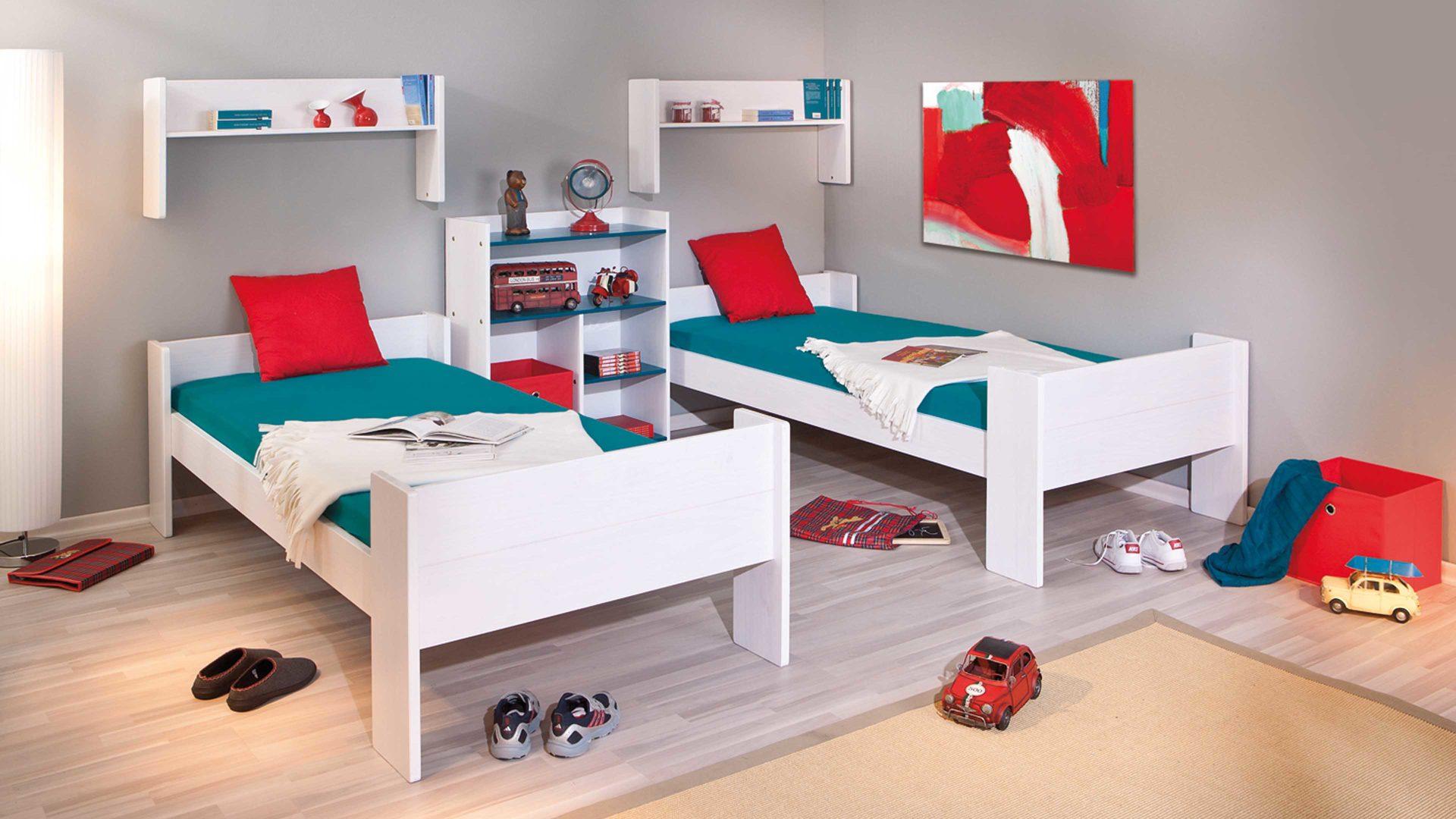 Paidi Etagenbett Weiss : Etagenbett dream well ein kinderhochbett aus massivem