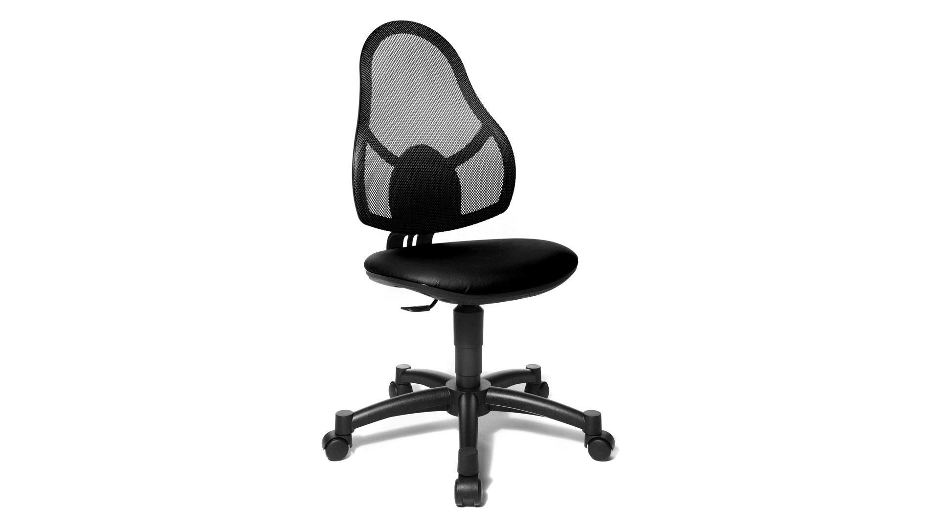 TOPSTAR Drehstuhl Schreibtischstuhl AIRGO KID 71740 S10, Bezug Stoff ...