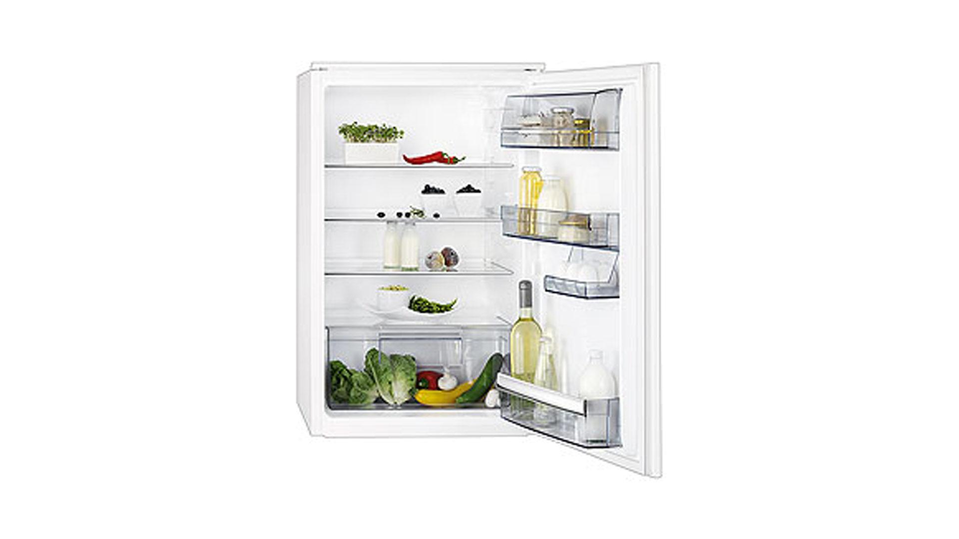 Aeg Kühlschrank Gebraucht : Einbaugeräte aeg autarkes vollintegrierter kopffreie