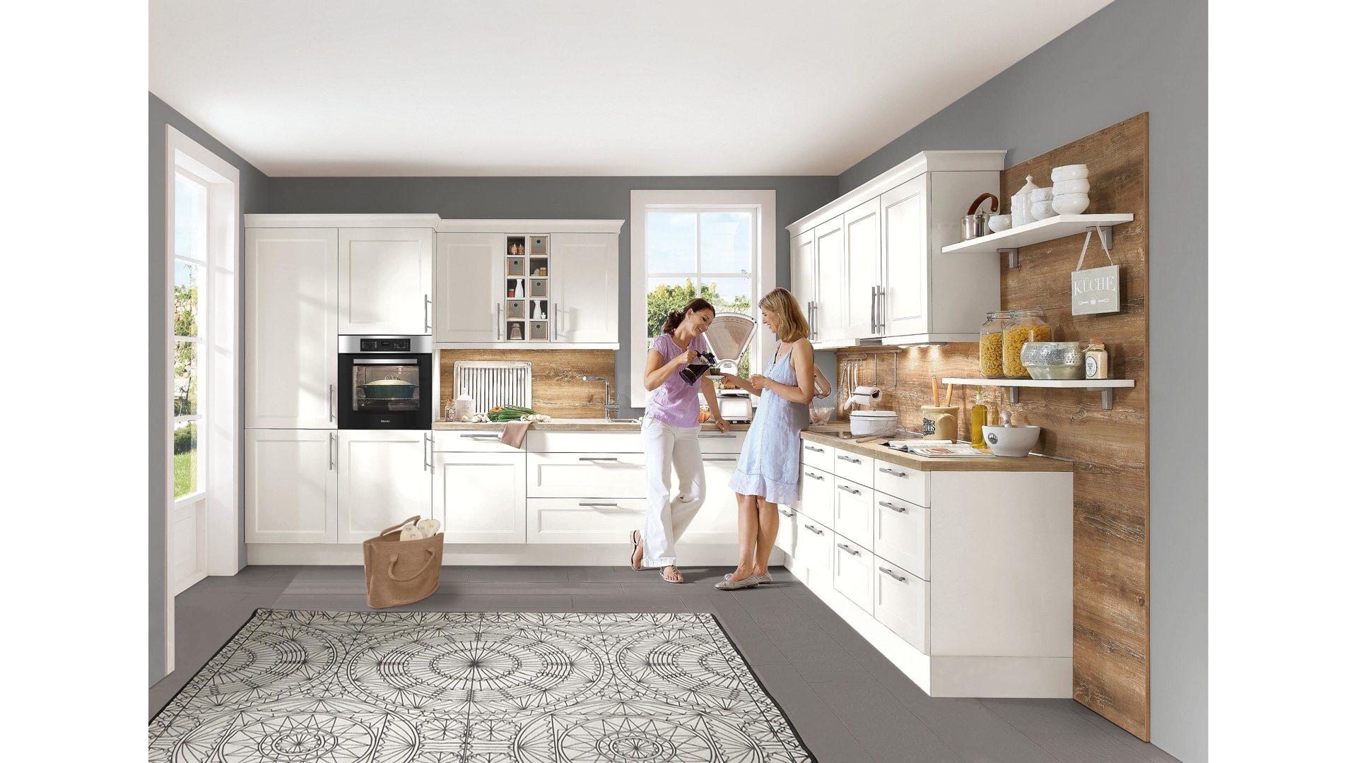 Küchen Einbauküche Interliving Küchenzeile Moderne Hochwertige